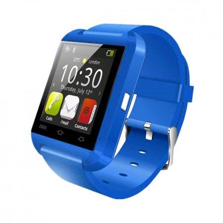 Smart hodinky Pro Watch U8 modré