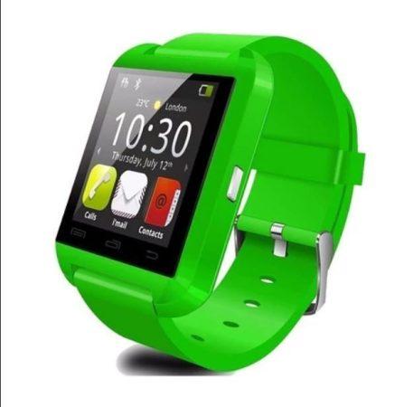 Pro Watch smart hodinky zelené holm0188