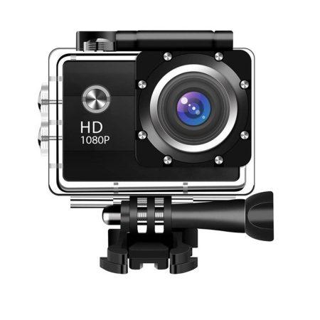 AlphaOne Full Hd Sport Akció kamera rengeteg kiegészÍtővel