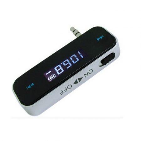 Fm transmitter s nabíjačkou
