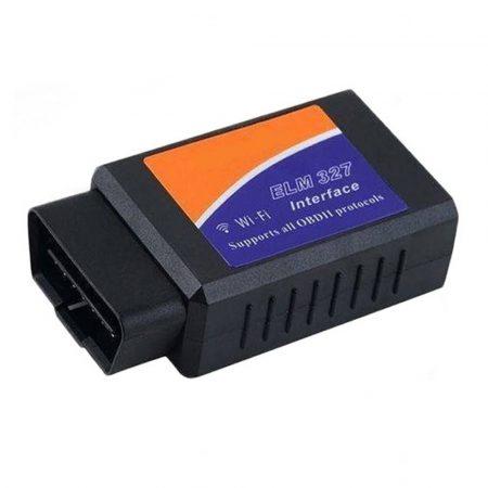 ELM 327 Wifi čítačka chybových kódov + čítačka živých dát, kód darčekovej chyby so softvérom
