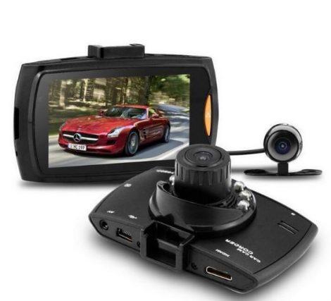 AlphaOne DH390 Full HD palubná a cúvacia kamera holm0350
