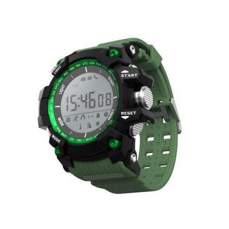 Bass-O1 Smart hodinky, zelené