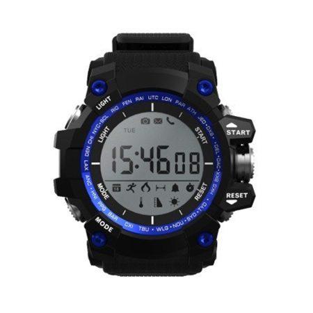 Bass-O1 Smart hodinky, modré  Základné príslušenstvo skutočnéne športového muža