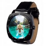 AlphaOne X3 čierne Inteligentné hodinky,