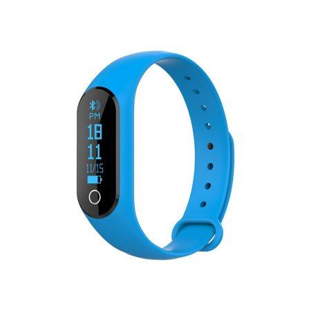 M2S Smart náramok, modrý