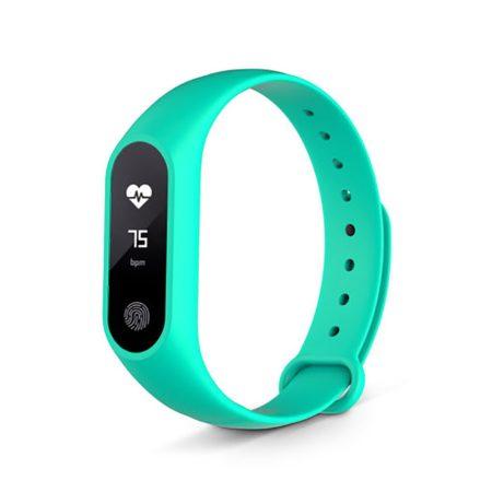 M2S Smart náramok, zelený