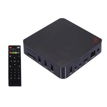 mx9 4k tv box - Premeňte svoj bežný televízor na Smart TV