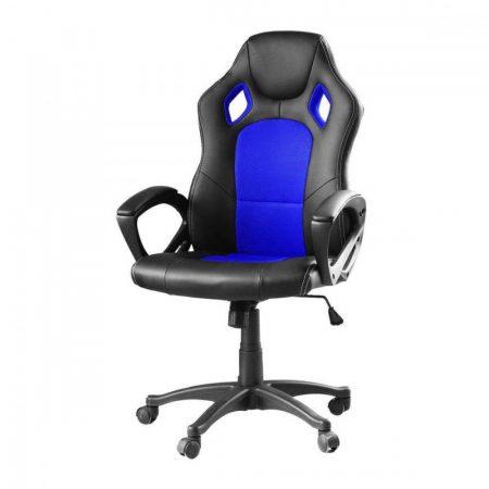 Gamer stolička basic  - modrá