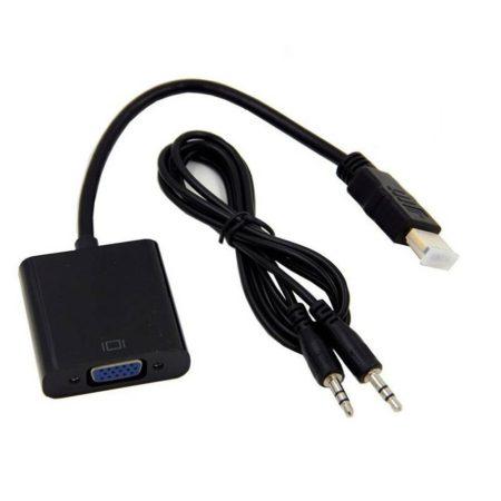 HDMI - VGA konverter