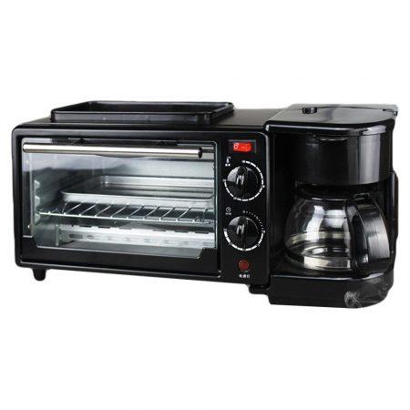 Ranná stanica, gril, kávovar a Toaster