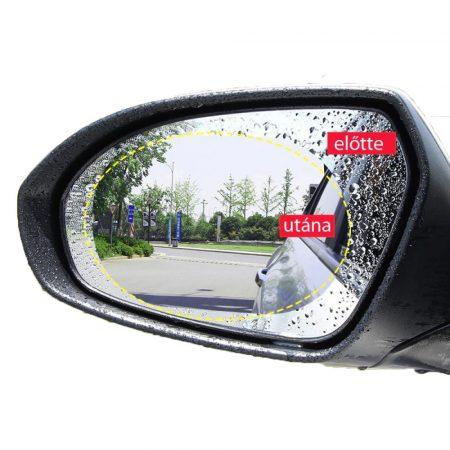 Nano Nálepka proti vlhkosti zrkadla