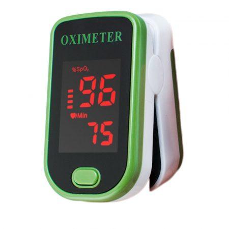 Merač kyslíka v krvi, pulzoximeter