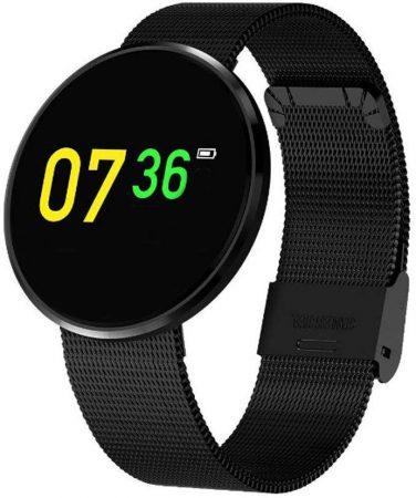 SweetFatima CF006 Inteligentné hodinky Čierneholm0991