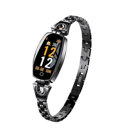 Luxardo H8 Dámske Inteligentné hodinky čierne holm0993