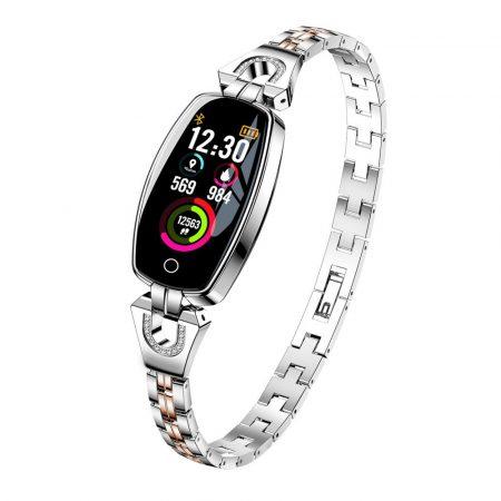 Luxardo Dámske Inteligentné hodinky, strieborne
