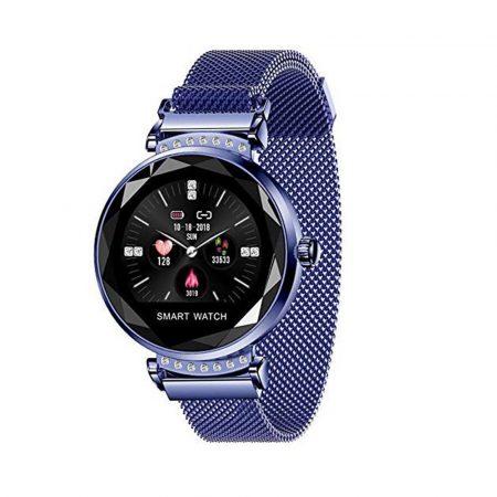 Anette Signiture  Inteligentné hodinky modre holm0997
