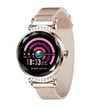 Anette Signiture H2 Inteligentné hodinky zlaté