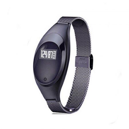 Christina CH15  Inteligentné hodinky, čierne holm1000