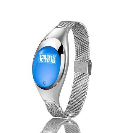 Christina Ch15 Inteligentné hodinky strieborne holm1002
