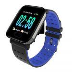 A6 Modré Inteligentné hodinky holm1017