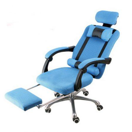 Prezidentská stolička -modrá-