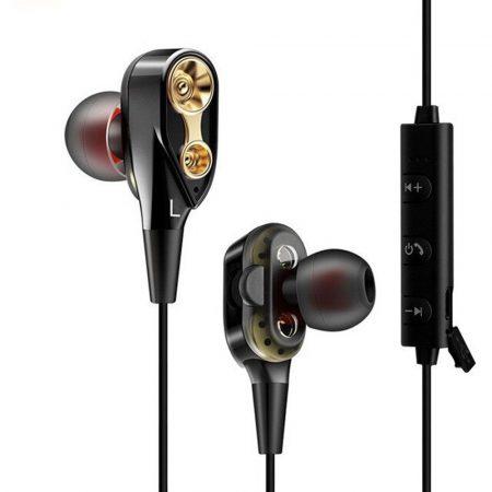 Syclone XT21 Sport headset Čierna holm1102