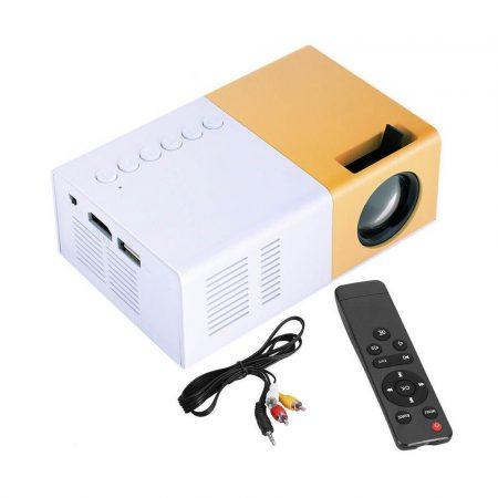 J9 Mini Projektor s HDMI výstupom