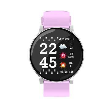 S9 Inteligentné hodinky, ružové