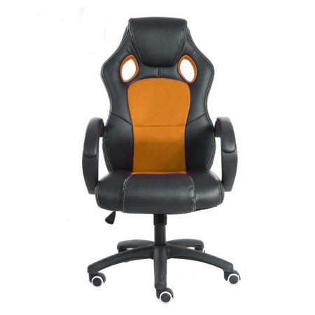 Gamer stoličKA basic - oranžová