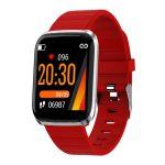ID116 PRO inteligentné hodinky-červené-A PRO termékcsalád a legjobb választás sportolóknak.