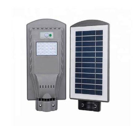 Solárne pouličné LED svietidlo
