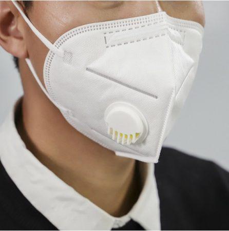 KN95 hygienická maska s filtrom (1kus)
