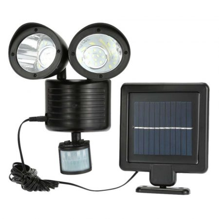 Solárne senzorové osvetlenie