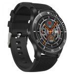 GT106  smartwatch v čiernej farbe