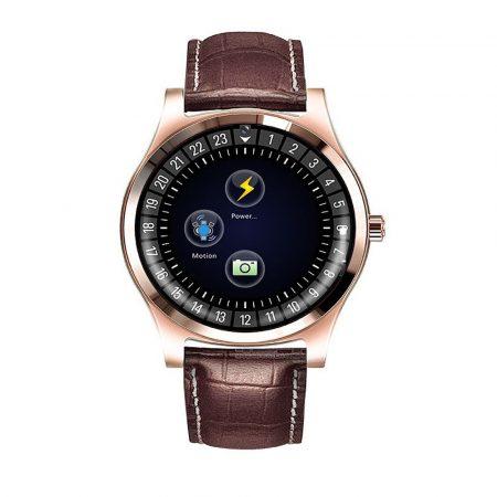 R68 MAX zlaté smart hodinky