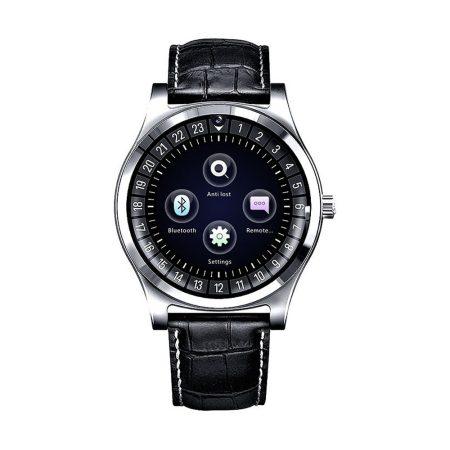 R68 MAX strieborné smart hodinky