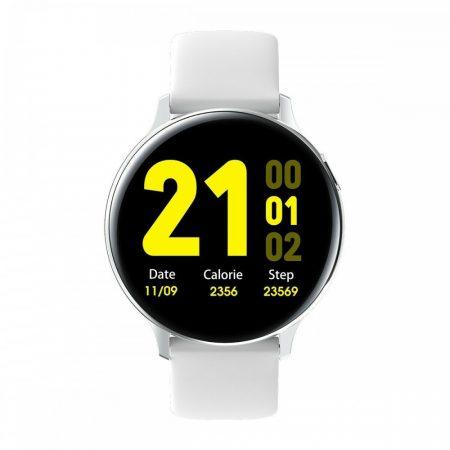 S2 TREND Smart hodinky  - strieborné