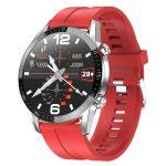 L13 LUX chytré hodinky strieborné