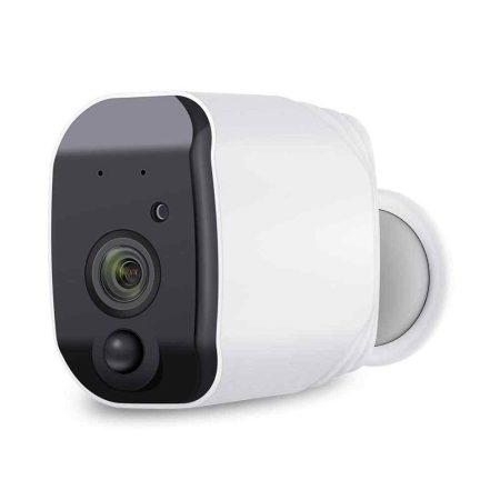 Bezpečnostná IP kamera vnútorná a vonkajšia HD kamera s extra dlhou výdržou batérie + WiFi