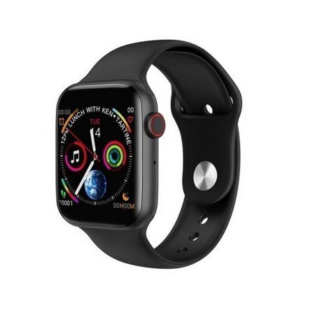 Smart hodinky W34 - čierne