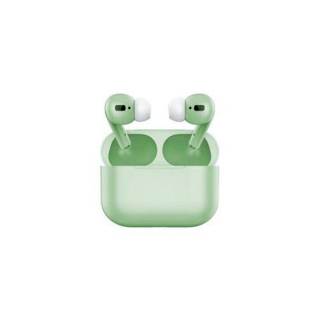 Air pro Bezdrôtové bluetooth slúchadlá - zelená