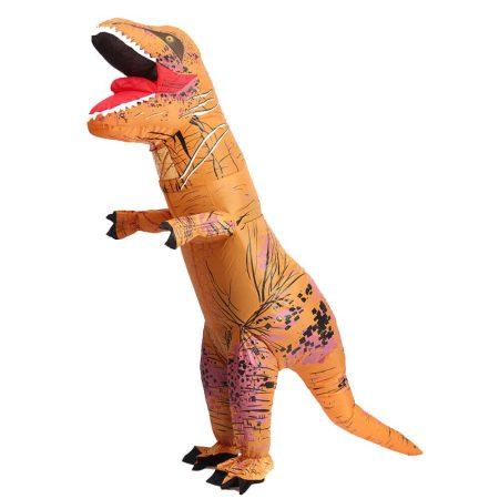 Nafukovací T-Rex kostým
