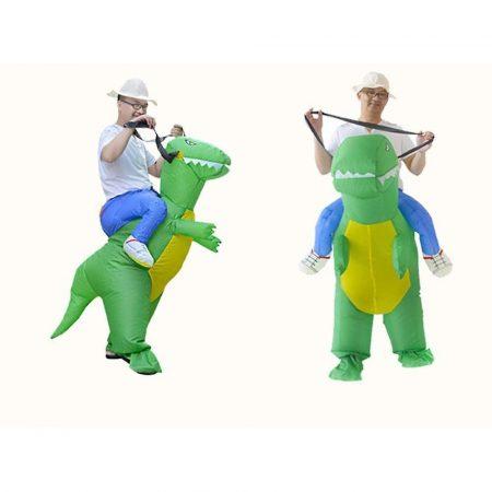 Nafukovací kostým: Dinosaurus