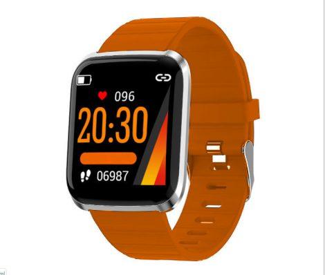 ID116 PRO Smart Watch-Oranžová-A PRO termékcsalád a legjobb választás sportolóknak.