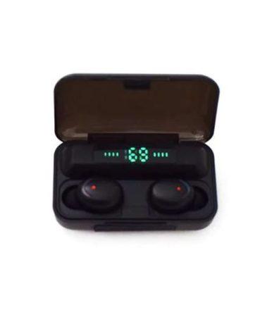 Slúchadlá s Bluetooth a nabíjacím puzdrom F9 stereo headset