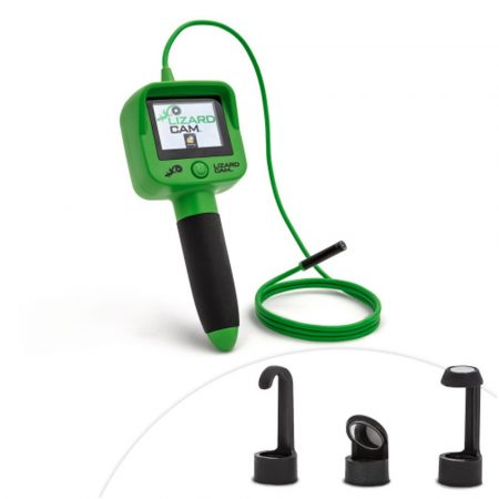 LIZARD CAM - Endoskopická kamera s desplejom