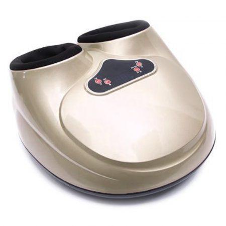 Relaxačný masážný prístroj na nohy pre zlepšenie prekrvenia nôh gold