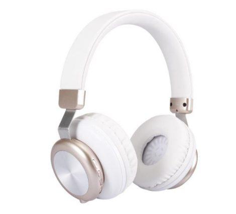 Bluetooth headset Sol H4 - biely