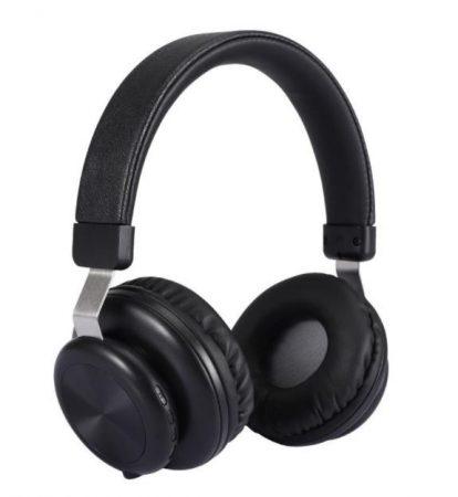 Bluetooth headset Sol H4 - čierny